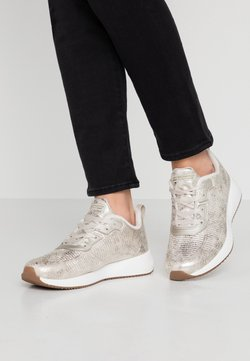 Skechers Sport - BOBS SQUAD - Sneakers - champagne