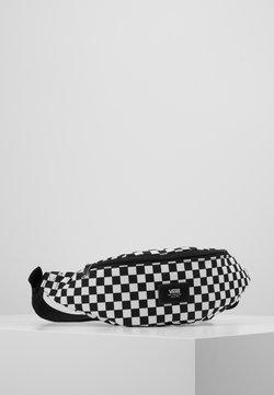 Vans - MINI WARD CROSS BODY - Bum bag - black/white