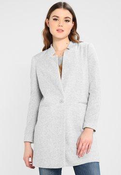 Vero Moda - VMJUNE LONG  - Cappotto corto - light grey melange