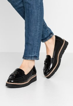 Anna Field Wide Fit - Instappers - black