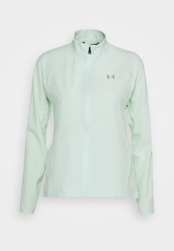 Under Armour - LAUNCH 3.0 STORM JACKET - Chaqueta de deporte - seaglass blue