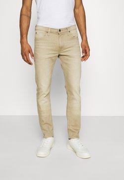 Lee - LUKE - Slim fit jeans - faded beige