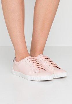 HUGO - Sneakers laag - light pastel pink
