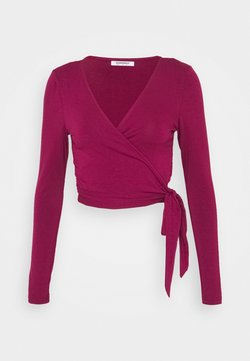 Glamorous - Longsleeve - burgundy