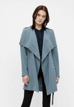 Object - OBJANNLEE  - Trenchcoat - blue mirage