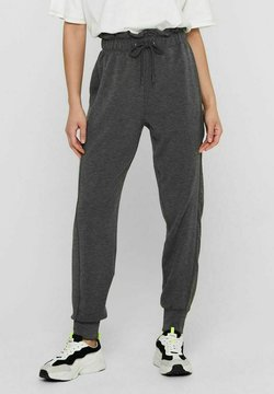 ONLY - Jogginghose - dark grey melange
