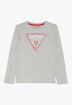 Guess - TODDLER CORE - Bluzka z długim rękawem - light heather grey