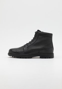 Geox - ANDALO - Lace-up ankle boots - black