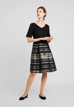 Esprit Collection - SHINE LUXE - Vestido de cóctel - black