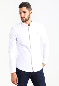 Farah - BREWER GRANDAD - Camisa - white