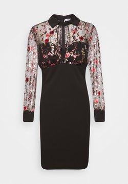 WAL G. - DRESS - Korte jurk - black