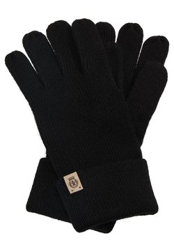 Roeckl - ESSENTIALS BASIC  - Fingerhandschuh - black