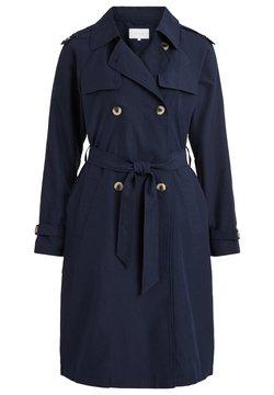 Vila - Trenchcoat - navy blazer