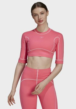 adidas by Stella McCartney - T-Shirt print - pink