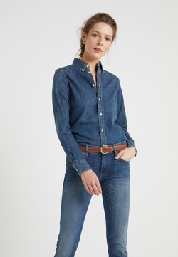 Polo Ralph Lauren - HARPER - Button-down blouse - blaine wash