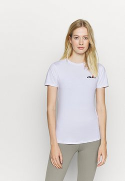 Ellesse - SETRI - T-Shirt basic - white