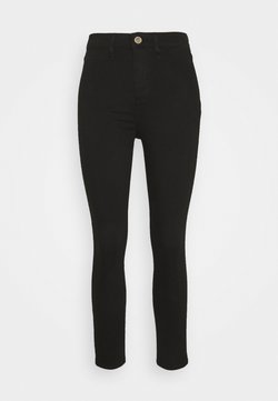 River Island Petite - Jeans Skinny Fit - black