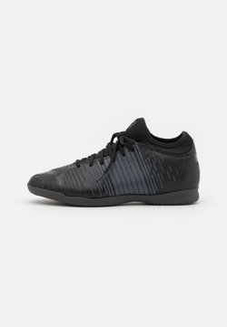 Puma - FUTURE Z 4.1 IT - Indoor football boots - black/asphalt
