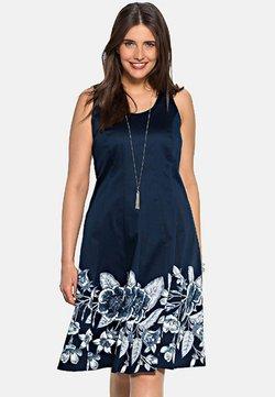 Sheego - Cocktailkleid/festliches Kleid - blue
