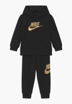 Nike Sportswear - CLUB SET UNISEX  - Hoodie - black