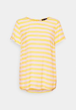 More & More - BLOUSE SLEEVE - Bluse - sunny yellow