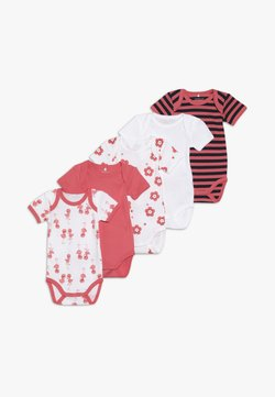 Name it - NBFBODY 5 PACK - Pyjama - calypso coral