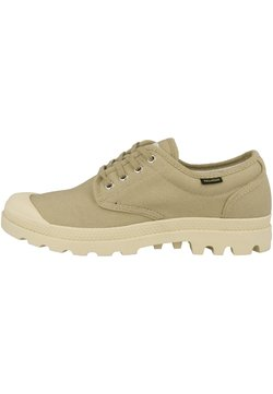 Palladium - PAMPA OXFORD ORIGINAL UNISEX - Sneaker low - sahara-ecru
