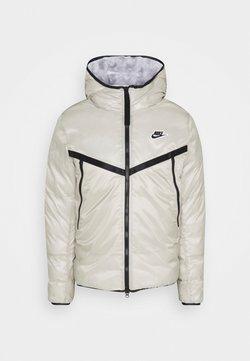 Nike Sportswear - Winterjacke - stone/white/black