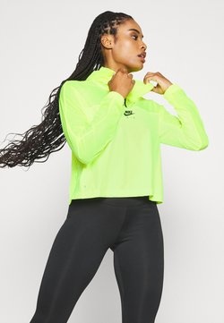 Nike Performance - AIR - Laufjacke - volt/black