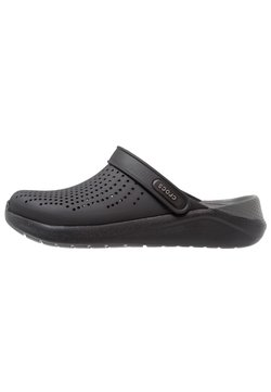 Crocs - LITERIDE UNISEX - Clogs - black/slate grey