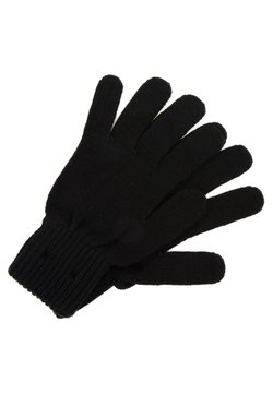 Tommy Jeans - BASIC FLAG GLOVES - Fingerhandschuh - black
