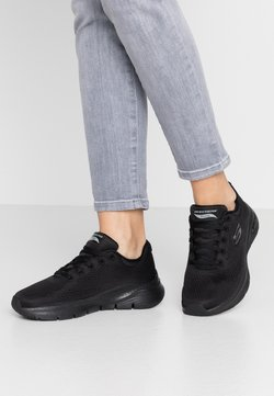 Skechers Sport - ARCH FIT - Sneakers laag - black