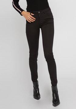 Morgan - STANDARD WAISTED SKINNY TROUSERS - Jeans Skinny Fit - black