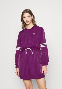 adidas Originals - BELLISTA - Day dress - power berry