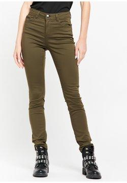 LolaLiza - Jeans Skinny Fit - khaki maple