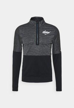 Nike Performance - Løbejakker - iron grey/black/reflective silver