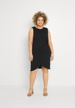 Anna Field Curvy - Vestido de tubo - black