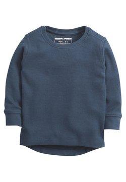 Next - Strickpullover - blue