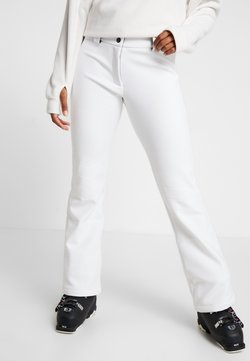 CMP - WOMAN LONG  - Pantalon de ski - bianco