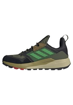 adidas Performance - TERREX TRAILMAKER BLUE WANDERSCHUH - Hikingschuh - green