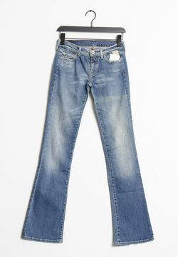 Replay - Flared Jeans - blue