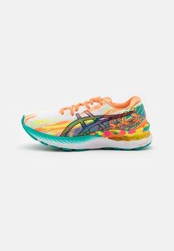 ASICS - GEL-NIMBUS 23 NOOSA - Zapatillas de running neutras - hot pink/sour yuzu