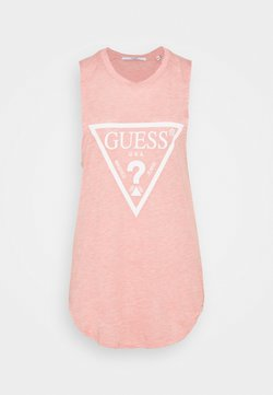 Guess - TANK - Top - old pink