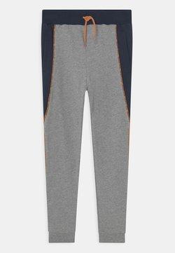 Name it - NKMKINGO  - Pantalones - grey melange