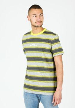HUF - TRAVIS - T-Shirt print - hot lime