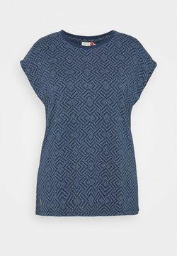Ragwear Plus - DIONE - T-Shirt print - indigo