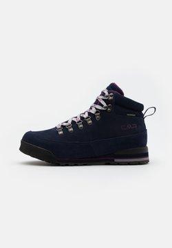 CMP - HEKA SHOES WP - Hikingschuh - blue/berry