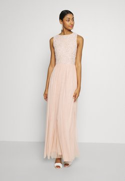 Lace & Beads - PICASSO MAXI - Ballkleid - nude