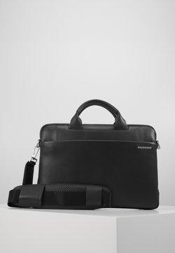 Porsche Design - BRIEFBAG - Aktentasche - black