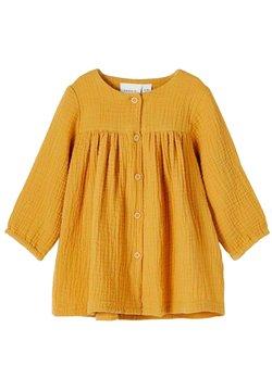 Name it - Freizeitkleid - spruce yellow
